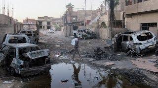 أخبار الآن - العراق.. تفجيرات ببغداد واشتباكات بالأنبار