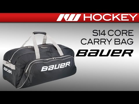 Bauer S14 Core Carry Hockey Bag Review