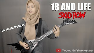 🎵 Skid Row - 18 and Life | Mel cover