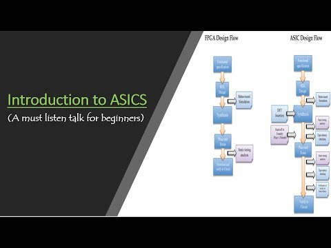 """Introduction to ASICS"" (A must listen talk for beginners)"