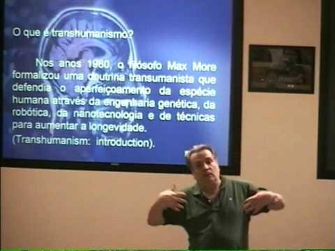 Conferência: Dr João de Fernandes Teixeira UFSCar A Nova Ética: misturando cérebros e robôs