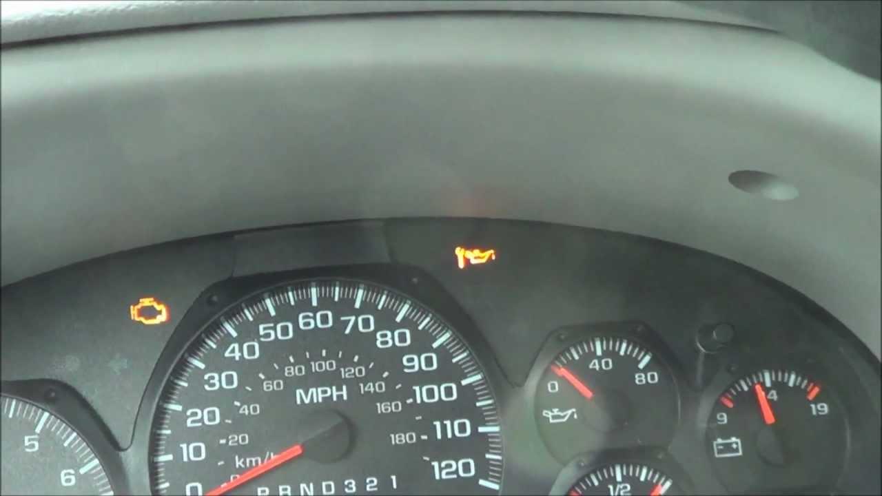 Airbag Light Flashing >> gmc envoy dash light symbols | Adiklight.co