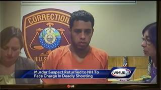 Man accused of shooting, killing man in Manchester