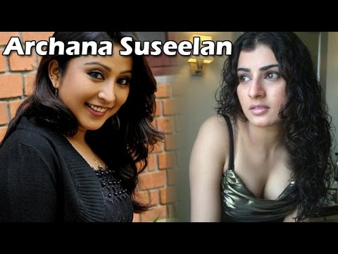Malayalam Serial Actress Archana Suseelan Photo Shoot