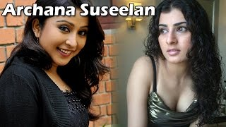 Malayalam Serial Actress Archana Suseelan Photo Shoot