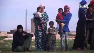 صورة مأسوية من معضمية الشام