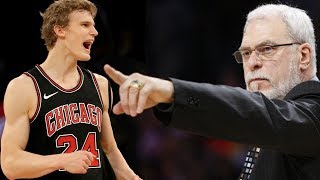 Phil Jackson Tried to Give Lauri Markkanen FOOD POISONING!!?