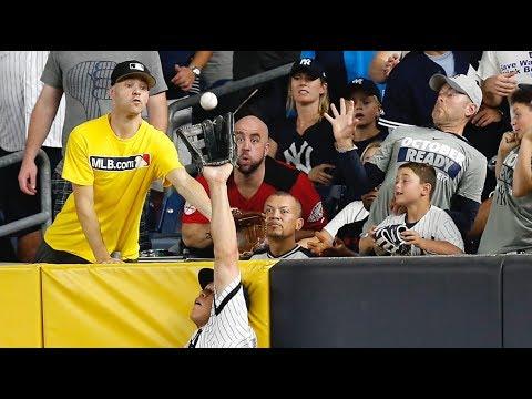 Aaron Judge ROBBING ME at Yankee Stadium!! (2017 ALDS Game 3)