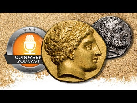 CoinWeek Podcast #93: Ancient Coins Show Bustling Marketplace - Audio
