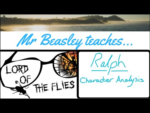 Lord Of The Flies: Ralph
