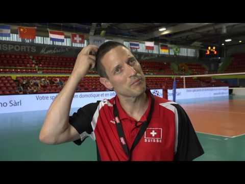 Day 5: Interview with Switzerland's Coach Timo Lippuner (swissgerman)