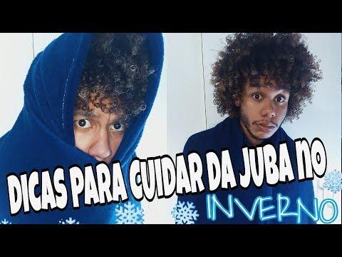 DICAS BÁSICAS PARA CUIDAR DO CABELO NO INVERNO  FRIO  Murilo Nascimento