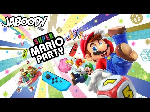 Super Mario Party - The Jaboody Show
