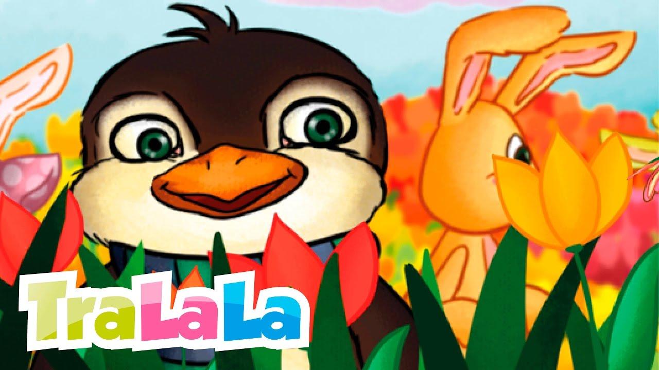 Primăvara - Cântece de primăvară pentru copii | TraLaLa