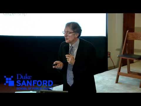 "Howard Gardner to Discuss Challenges of ""GoodWork"" in America"