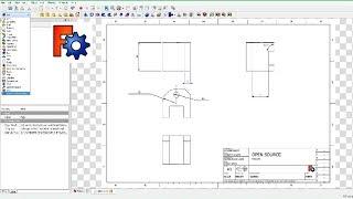 FreeCAD 2D Drawing Dimension Workbench