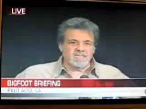 Part 1 Biscardi Bigfoot Press Conference 8/15/08