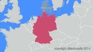 Deutschland im Überblick - Nachbarstaaten