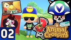 [Vinesauce] Joel - Animal Crossing: New Horizons ( Part 2 )
