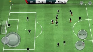 Stickman Soccer 2016 Android Gameplay #17