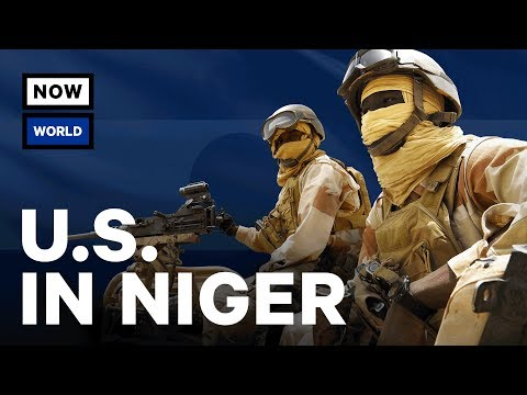 Why Is The US Fighting In Niger?