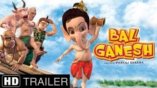 Bal Ganesh 2 - Trailer - Favourite Kids Cartoon Movies