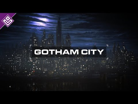 Gotham City | DC Comics | Atlas