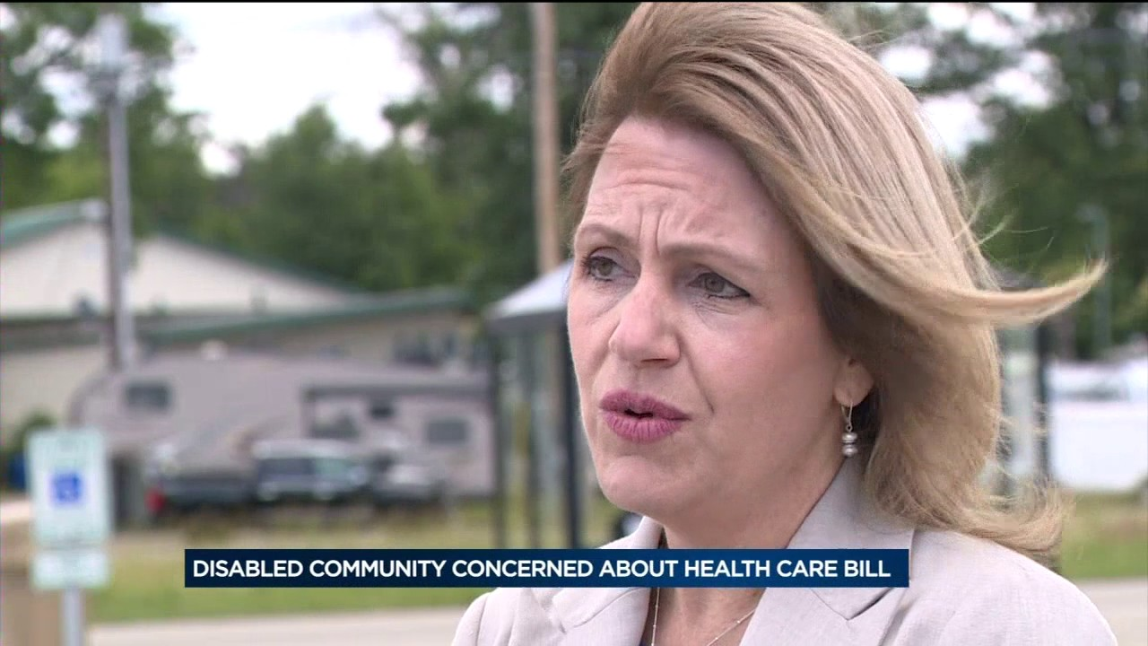 'This is a fundamental change:' Disability groups concerned about health care bill