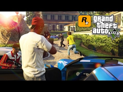 GTA 5 DLC - ADVERSARY MODES + 30 PLAYER JOBS LIVESTREAM w/ ROCKSTAR GAMES! (GTA 5 DLC Gameplay)