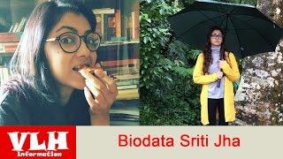 Biodata Sriti Jha Pemeran Pragya di Film Lonceng Cinta di ANTV