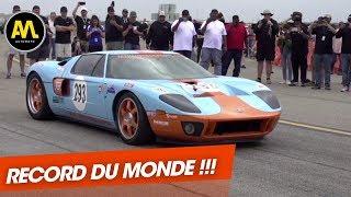 Une Badd GT toute proche des 500km/h ! - Le JT d'Automoto