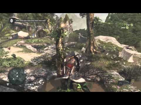 Assassin's Creed 4 - Cape Bonavista Collectibles Guide - 16 Chests, 4 Fragments, 1 Shanty, 1 Stela