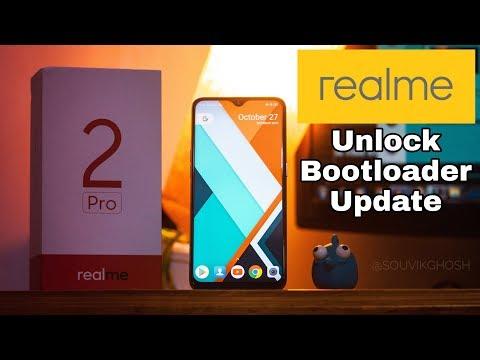 Realme 2 Pro Bootloader Unlock Update January 15, Process to Unlock Bootloader Realme