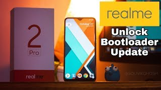 Realme 2 Pro Bootloader Unlock Process Tutorial,Install TWRP & Root, Custom Recovery For Magisk Mana.