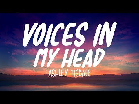 Ashley Tisdale - Voices In My Head (Lyrics/Lyric Video) Mp3