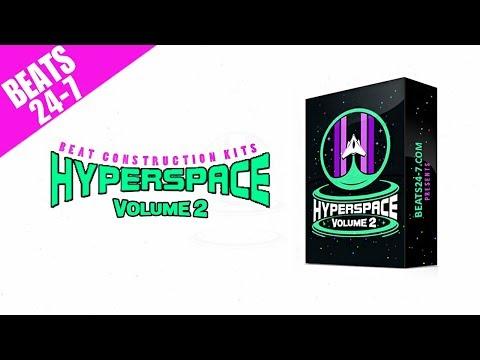 Hyperspace V2 [Trap Loop Pack Kit]