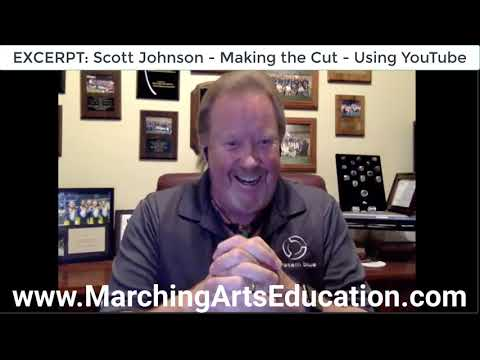 Scott Johnson Blue Devils How To Audition For Drum Corps International Marching Arts Education