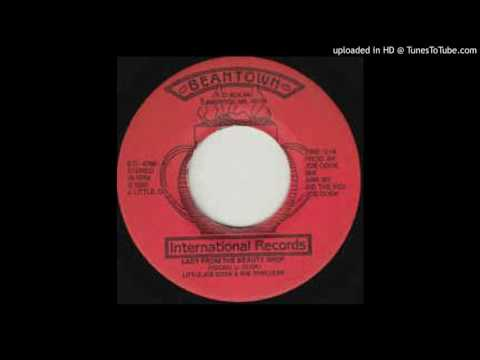 Little Joe Cook & The Thrillers - Lady From The Beauty Shop