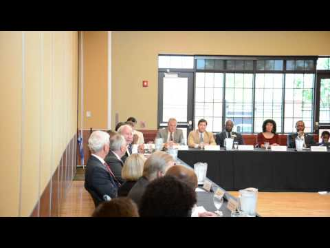 Governor Nathan Deal Meets With Augusta