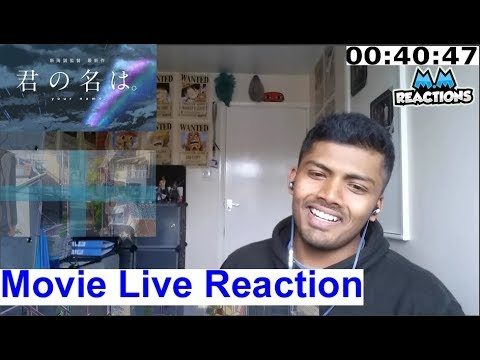 Just Beautiful!! - Kimi No Na Wa  Movie Reaction (Your Name?)
