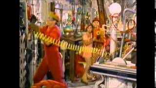 The Snowden, Raggedy Ann and Andy Holiday Show 1998