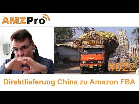 Versand Von China Direkt In Das Amazon FBA Lager #022 - AMZPro