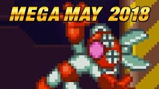 Mega Man 8 (Saturn) - Mega May 2018 4K