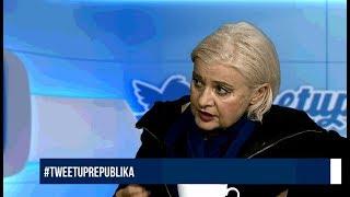 #TWEETUPREPUBLIKA - AKTORKA ANNA CHODAKOWSKA (CZ.2)