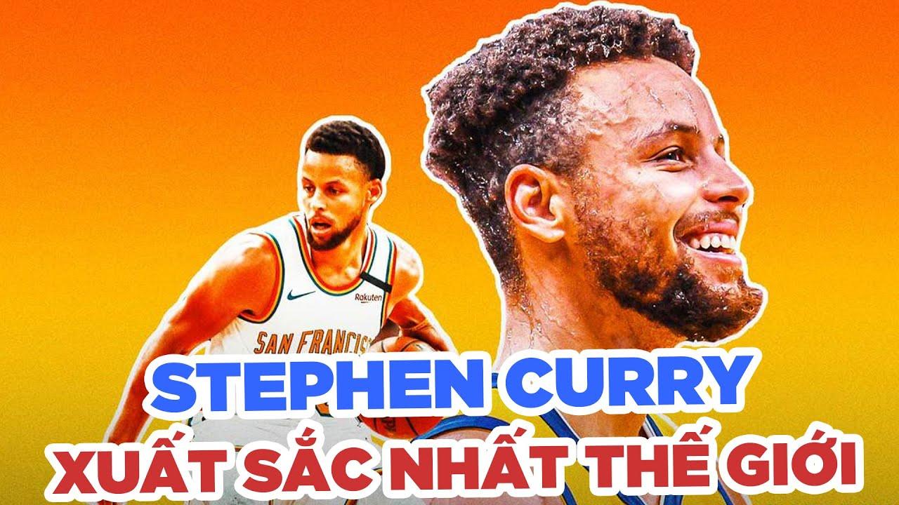 Steph Curry: Không phải MVP, nhưng sẽ là cầu thủ xuất sắc nhất thế giới || Bóng Rổ TV