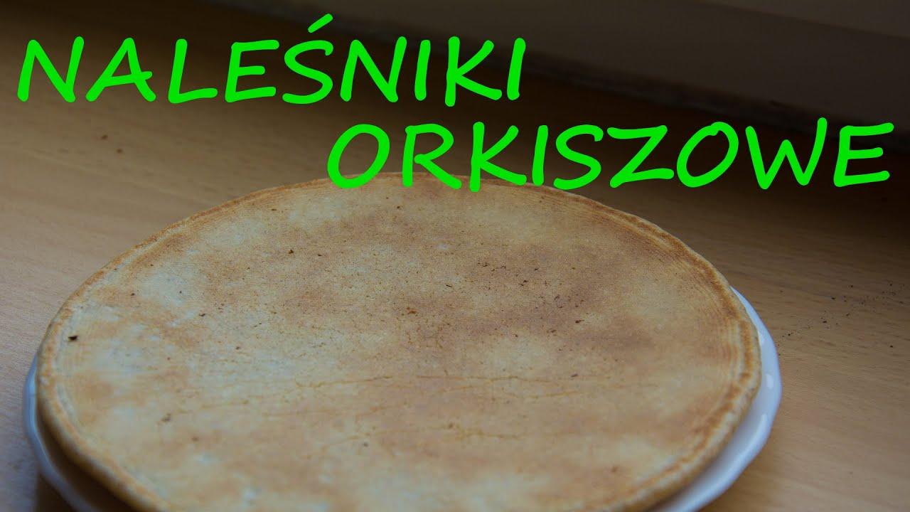 Nalesniki Orkiszowe Kuchnia Z Fitvlog Polska Youtube
