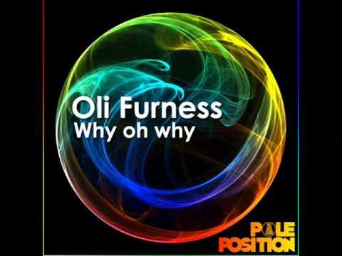 "Oli Furness - ""Why Oh Why"" - (PPR009)"