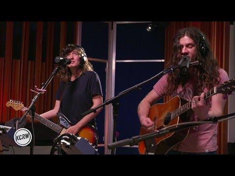 "Courtney Barnett and Kurt Vile performing ""Blue Cheese"" Live on KCRW"