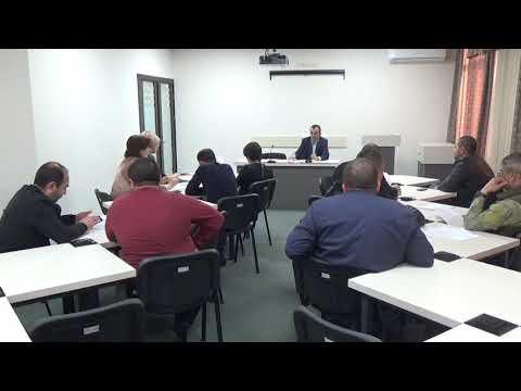 Մեղրի համայնքի ավագանու N2արտահերթ նիստ 2020.03.06