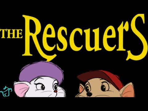 The Rescuers (1977) Review – Zach Ster